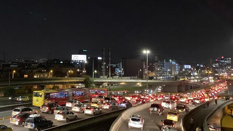 El Pico y Placa regresa a Bogotá desde el 22 de septiembre