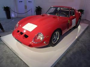 Ferrari 250 GTO 1963 fue subastado en 38 millones de dólares