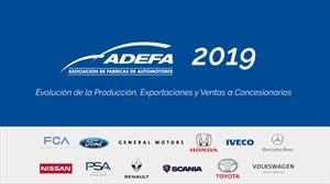 La producción y exportación de autos cayeron fuerte durante 2019
