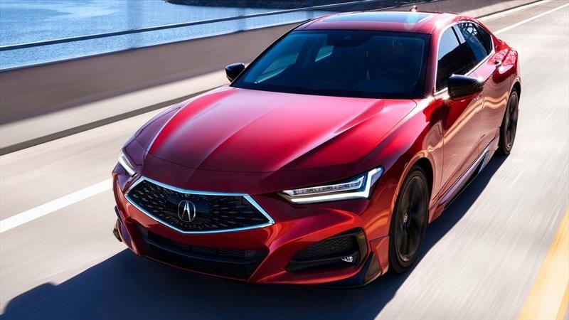 Acura TLX 2021, tecnológico y deportivo como nunca ¿podrá hacer temblar a los alemanes?
