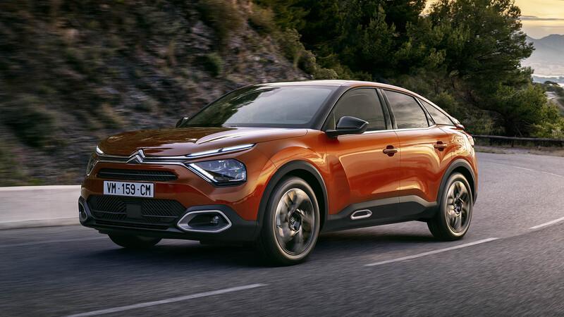 Nuevos Citroën C4 y ë-C4: El regreso a los fastback