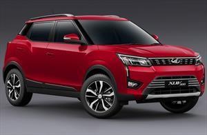 XUV300, se viene un nuevo SUV para Mahindra
