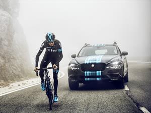 Jaguar F-PACE Tour de Francia se presentará en Holanda