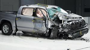 Las pickups más y menos seguras de 2019, según las pruebas del choque del IIHS