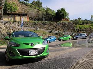 Mazda2 y Mazda3 Made in México.