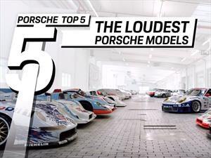 Estos son los 5 Porsche más ruidosos de la historia