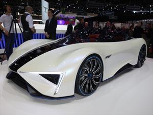 TechRules Ren, el nuevo deportivo eléctrico
