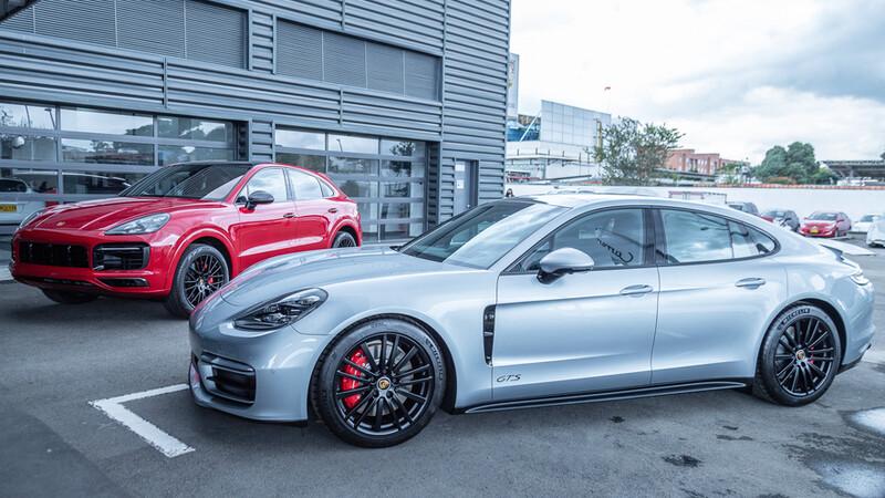 Porsche Panamera GTS y Porsche Cayenne GTS llegan a Colombia