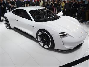 Porsche Mission E, el anti-Tesla alemán