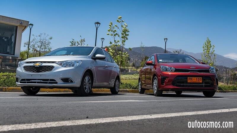 Los autos más vendidos en Chile durante el verano 2021