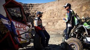 Ignacio Casale y Chaleco López buscan revalidar sus credenciales en un nuevo Dakar