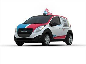 Chevrolet Spark, nuevo carro para domicilios de Domino's Pizza