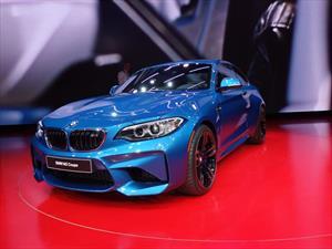 BMW M2 Coupé 2016, es revelado
