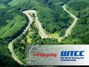 El WTCC correrá en el histórico Nürburgring Nordshleife