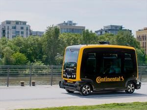 Continental sorprende con perros robots para delivery