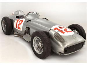 Subastaron un Mercedes-Benz F1 1954 de Fangio. Parte 3 ¿Qué pasó?