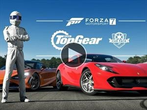 Video: Top Gear Car Pack, Forza Motorsport 7 agranda su catálogo