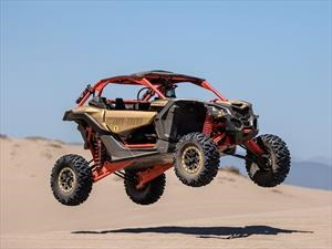 Can-Am Maverick X3 2017, lider de la manada