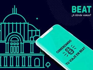 Beat, la aplicación de transporte privado de Daimler AG llega a México