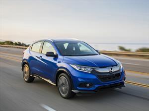 Honda HR-V recibe facelift para el 2019