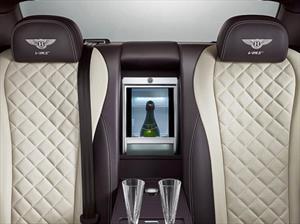 Bentley te diseña el bar a tono con tu trago favorito