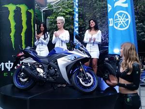 Yamaha R3 llega a México en $84,990 pesos