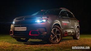 Citroën C5 Aircross 2019 en Chile, con las fichas puestas en el confort y el espacio