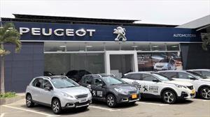 Peugeot abre nuevo punto en Medellín