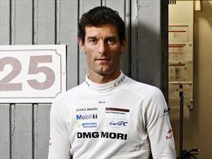 Mark Webber trabajará con Porsche
