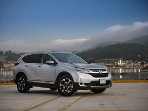 Honda CR-V a prueba