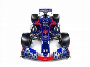 F1 2018: Toro Rosso mostró el fruto de su alianza con Honda
