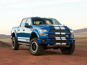 Shelby F-150, un muscle pick up de 700 hp