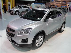 Chevrolet presenta el Tracker y ya la probamos