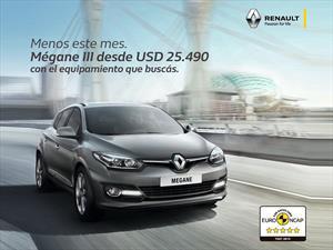 GlobalNCAP le dá un tirón de orejas a Renault Uruguay por la publicidad del nuevo Mégane