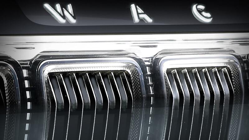 Aparecen más teasers del Jeep Grand Wagoneer 2022 y la fecha de lanzamiento