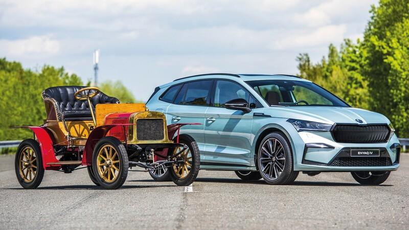 A qué se dedicaba Škoda antes de fabricar automóviles