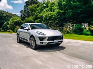 Manejamos el Porsche Macan 2015
