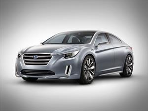Subaru Legacy Concept se presenta
