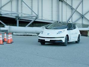 Seamless Autonomous Mobility, el auto de Nissan que masificará la conducción autónoma