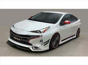 Toyota Prius 2016 por Wald International se ve más rápido de lo que es