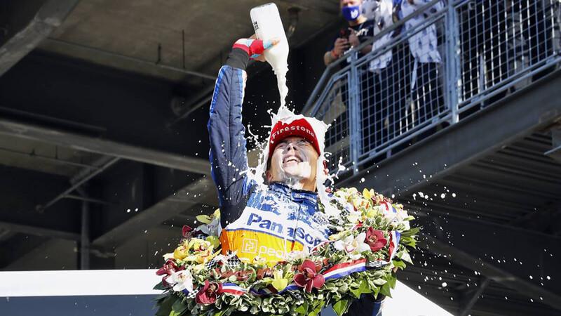 Indy 500 2020: ¡Victoria de Takuma Sato!