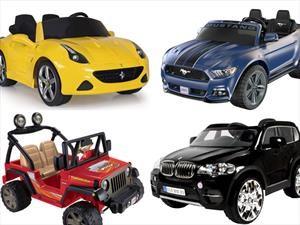 Los mejores autos eléctricos de juguete