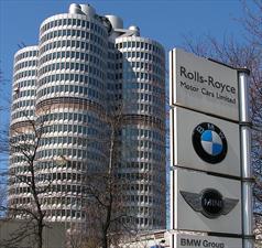 BMW incrementa sus ventas en un 11.6%