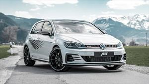 """Este Volkswagen Golf GTI TCR """"tuneado"""" por ABT ofrece 340 hp"""