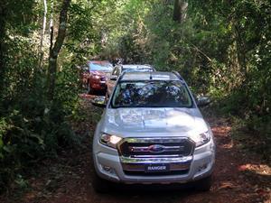 Manejamos la nueva Ford Ranger