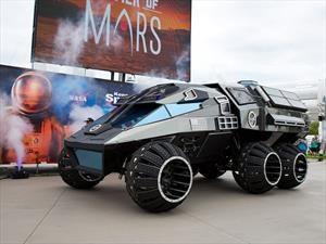 Conoce al próximo vehículo que podría viajar a Marte