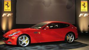 Ferrari FF se presenta en México