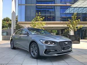 El Azera 2018 es el nuevo buque insignia de Hyundai