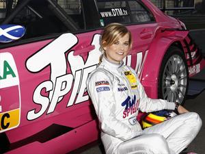 Mujeres destacadas en el mundo motor