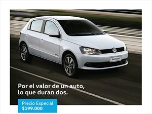 Volkswagen Argentina ofrece un descuento de $32.000 por el Gol Trendline